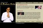 A Madhava Reddy
